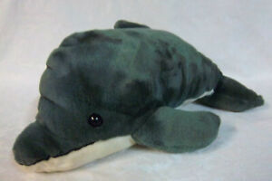 "A&A Company Fancy Zoo Dolphin 19"" Plush Soft Toy Stuffed Animal"