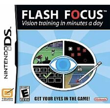 Flash Focus: Vision Training in Minutes a Day (Nintendo DS, 2007)