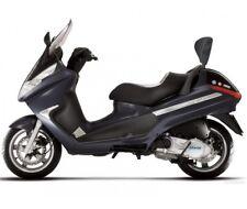 Dosseret passager SHAD pour scooter Piaggio X8 X-Evo 125 250 2004-2008 04-08