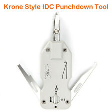 KRONE STYLE IDC INSERTION PUNCH DOWN TOOL FOR NETWORK PATCH PANEL AND MODULES