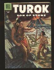 Turok Son Of Stone # 5 VG+ Cond.