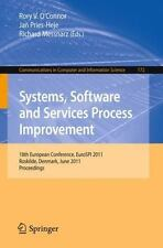 Systems, Software and Services Process Improvement : 18th European Conference...
