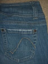 GUESS JEANS Riviera Flare Stretch Denim Jeans Womens Size 27 x 31