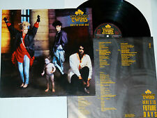 Thompson Twins -Here's To Future Days  Insert  D-1985  Arista 207164