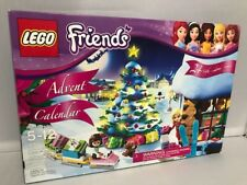 """Lego - Friends Advent Calendar (3316) 212 PCS. 24 Gifts, """"2012"""" NEW/Other"""