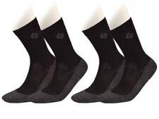 Calcetines de hombre negro talla 41 con pack