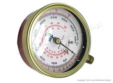Manometer of high pressure Mastercool MH for R12 R22  High side gauge, manómetro