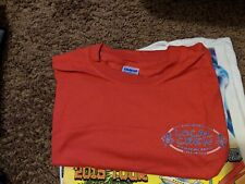 Rare 1986-2011 25th anniversary Widespread Panic Local Crew Shirt Neverworn Size