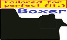 PEUGEOT BOXER Deluxe Su Misura Qualità Tappetini Auto 2007-2017 Sedile A Panchina modello