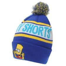 Bart Simpson - Eat My Shorts - Men's one size Bobble hat