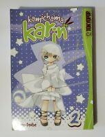 KAMICHAMA KARIN VOLUME 2 TOKYOPOP MANGA