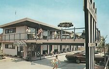 Chateau Apartments & Motel in North Wildwood NJ 1969