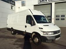 Iveco Manual Commercial Vans & Pickups