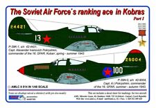 AML 1/48 The Soviet Air Force's Ranking Aces in Kobras Part I #