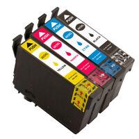 4x Tinten Patronen Drucker Patronen Kompatibel Epson 603XL XP3105 XP4100 XP4105.