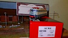 ACME 60106 E444 004 Frontale ricostruito, vetri Triplex, senza modanature, FS