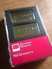 Seymour Duncan Phat Cat Pickup Set P90 in Humbucker Size SPH90-1 11108-16-nc
