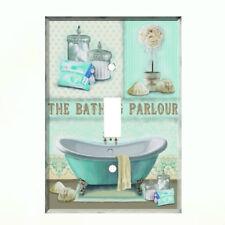 Bath Parlour Light Switch Plate Wall Cover Bathroom Decor