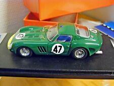 BBR S/N 3767 FERRARI 250 GTO NURBURGRING PIPER LTD EDIT 1963 OP 1/43 RARE !!!+