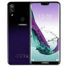 """DOOGEE N10 Smartphone Android 8.1 Octa Core 3GB+32GB Dual SIM 4G Face ID 5,84"""""""