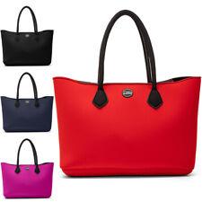 Borsa donna TWIG FRIEDAN Made in Italy shopping bag Fusion Collection neoprene
