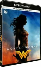 DVD et Blu-ray en blu-ray wonder woman