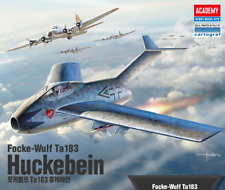 1/48 Focke-Wulf Ta183 Huckebein / Academy Model Kit / #12327