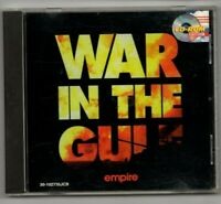 WAR IN THE GULF(PC DOS CD-ROM) Works on Windows with DOSBOX! Free USA Shipping!
