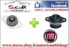 COPPIA SUPPORTI MOTORE  ANT E POST FIAT PANDA 1000 FIRE TREKKING 4X4 SISLEY
