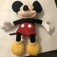 """NEW Disney Mickey Mouse & Friends13"""" Plush Disney Store New Mint Condition NWT"""