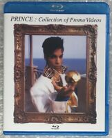 Prince Collection Of Promo Videos Blu-ray 1 Disc 114 Tracks PoisonAPPLE Music