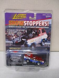 Johnny Lightning White Lightning Show Stoppers Richie Travers' Dodge Material