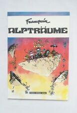 BD - Alpträume (Cauchemarrant) - GASTON Idées noires 1987 / FRANQUIN / ALLEMAND