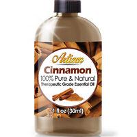 Artizen Cinnamon Essential Oil (100% PURE & NATURAL - UNDILUTED) - 1oz
