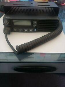ICOM IC-F6121D UHF 45 Watt Analog/Digital Mobile Radio