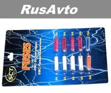 10 Stück KFZ-Sicherungen LADA Niva 2121 , 2101-2107 Werte 5 A ,8 A ,16 A , 25A