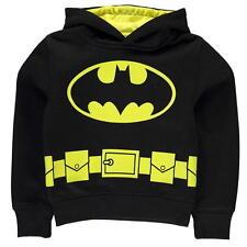 Niños Negro Batman Superhéroes Sudadera Con Capucha / Suéter Top~2 3 4 años 5 6