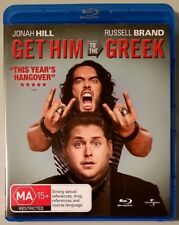 Get Him To The Greek (Russell Brand) BLU-RAY in GREAT condition (All Regions)