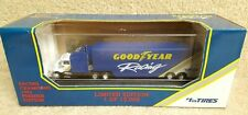 1993 Racing Champions 1:87 Premier NASCAR Goodyear Tires Hauler Transporter