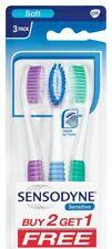 Sensodyne Sensitive Toothbrush - (2+1 pack) | Free Shipping