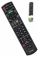 Remplacement Télécommande universelle pour Panasonic TV DEL LCD/TX -...