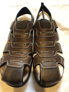 Dockers Mens Searose Outdoor Sport Sandal Size 11W NIB