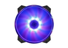 Cooler Master MasterFan MF200R RGB 200 mm Case fan, 90 pies cúbicos por minuto, 2 Años De Garantía