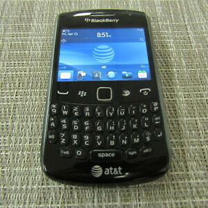 BLACKBERRY CURVE 9360 - (AT&T) CLEAN ESN, WORKS, PLEASE READ!! 38820