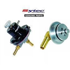 Sytec Régulateur De Pression De Carburant + BMW E36 316i 318i 320i Z3 Fuel Rail Adaptateur
