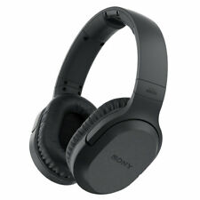 Genuine Sony MDR-RF995RK Over-Ear Wireless RF Headphones OEM (Black) - New