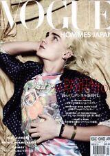 Vogue Hommes Japan Magazine #9 Autumn / Winter 2012 fashion DIGITAL MANIFESTO