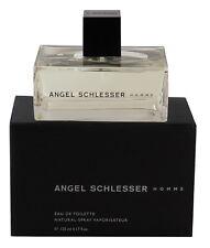 ANGEL SCHLESSER HOMME 4.2 OZ/ 125 ML EDT SPRAY  FOR MEN NEW IN  BOX
