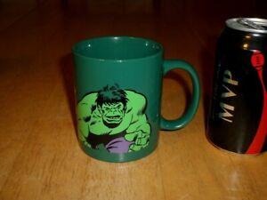 [ MARVEL COMICS ] THE INCREDIBLE HULK, Ceramic Coffee Mug / Cup, VINTAGE