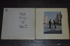 Pink Floyd ( The Wall - Wish you were here ) 3 lp vinyl Mexico - Columbia + Gift